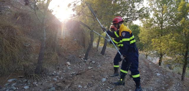 Protección Civil vigila el Cabezo de la Jara para prevenir incendios durante los meses de verano - 4, Foto 4