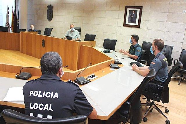 El alcalde anuncia novedades en las entradas y salidas de Totana - 1, Foto 1
