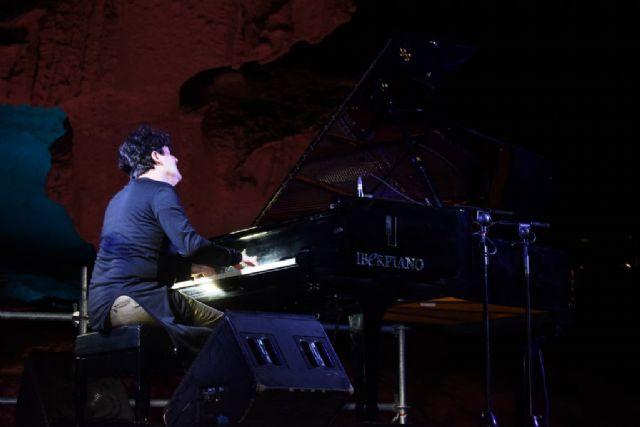 Murani vuelve a llevar a los asistentes al concierto de piano a través de un viaje musical y también histórico - 3, Foto 3