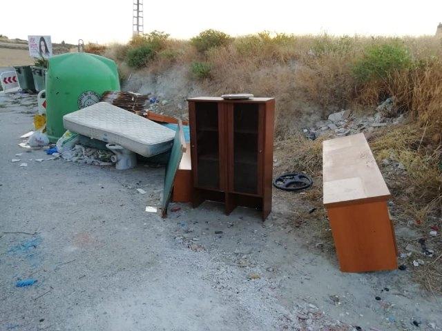 Abren expedientes a empresas y vecinos sorprendidos depositando residuos ilegalmente - 1, Foto 1