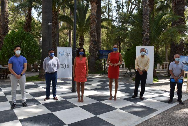 Consejera de Turismo y Alcaldesa presentan en Archena la Campaña de Promoción Turística Verano 2020 potenciando el turismo de salud - 1, Foto 1
