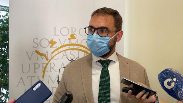 El alcalde de Lorca pone a disposición del Gobierno regional todos los recursos para evitar la propagación del virus en el municipio - 1, Foto 1