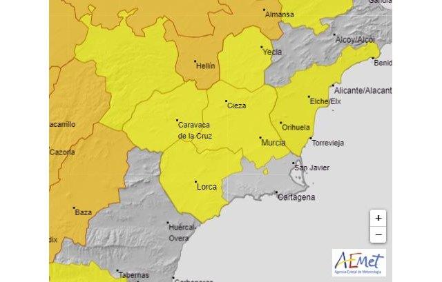 Alerta amarilla por calor este lunes - 1, Foto 1