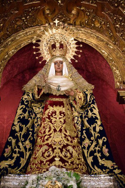La comandancia naval de Sevilla dedicó una santa misa en honor a su patrona, la Santísima Virgen del Carmen - 2, Foto 2