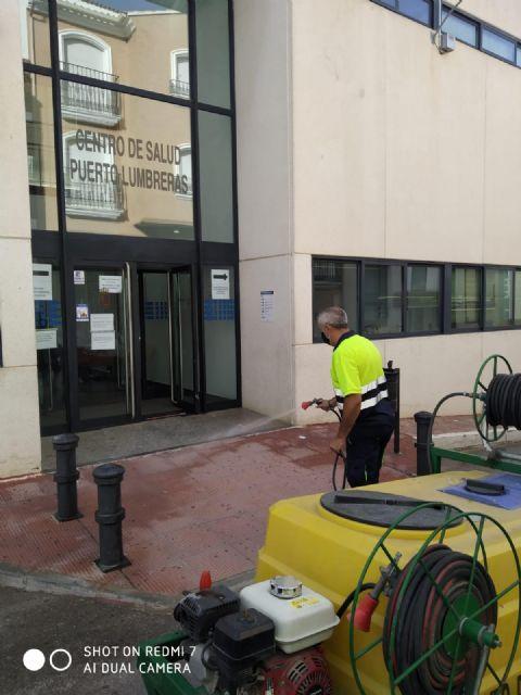 El Ayuntamiento de Puerto Lumbreras activa el nivel 1 del Plan Municipal de Emergencias por COVID-19 - 1, Foto 1