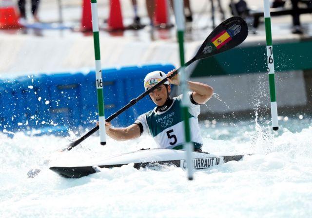 Maialen Chourraut, leyenda olímpica - 1, Foto 1