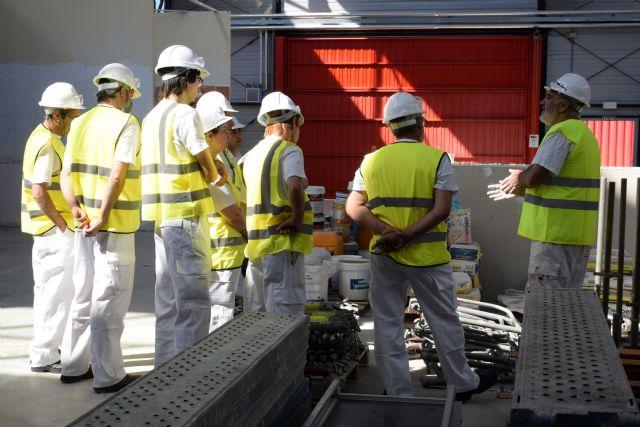 El aumento de la afiliación y las empresas confirman la buena marcha del sector en Murcia en el primer semestre del año, según el Observatorio Industrial de la Construcción - 1, Foto 1