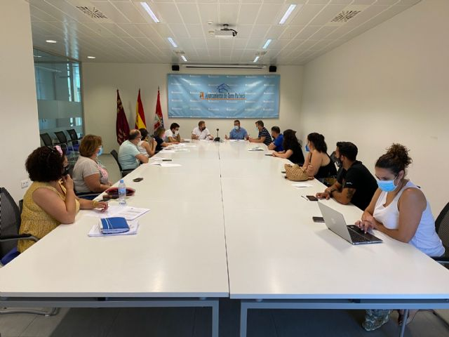 Comienzan los trabajos del nuevo Plan General Municipal de Ordenación Urbana de Torre Pacheco - 1, Foto 1