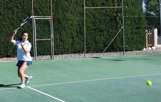 Home Course 2016-17 school tennis tennis club Totana
