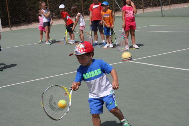 Inicio del curso 2016-17 de la escuela de tenis del club de tenis Totana, Foto 5