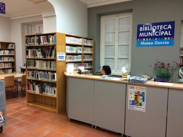 La biblioteca Mateo García vuelve a participar este año en el XVIII Concurso de la Campaña de Animación a la Lectura María Moliner, Foto 1