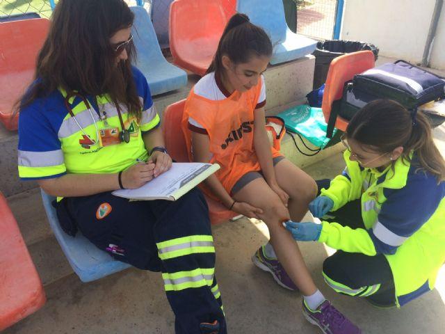 Totana aboga por que se ponga en marcha el programa de Enfermería Escolar en centros educativos de la Región para este próximo curso escolar, Foto 1