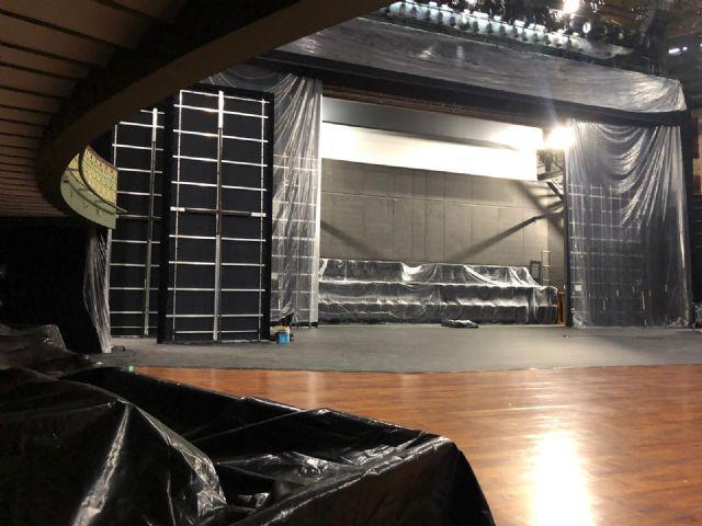 El Teatro Circo se pone a punto para el inicio de la temporada - 1, Foto 1
