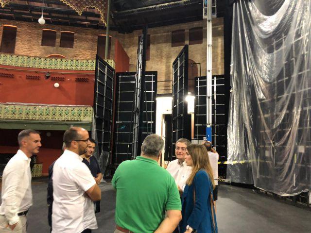 El Teatro Circo se pone a punto para el inicio de la temporada - 2, Foto 2