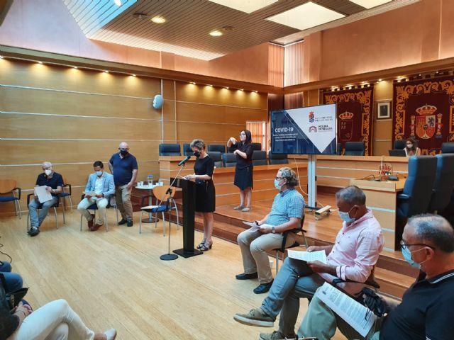 El Comité Técnico-Científico de Seguimiento del COVID-19 en Molina de Segura aprueba nuevas medidas - 3, Foto 3