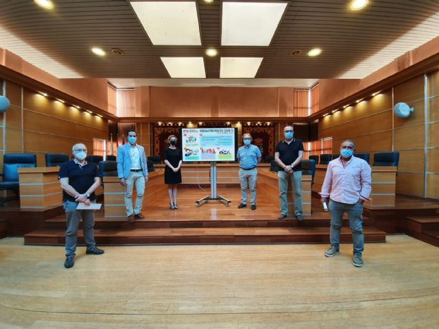 El Comité Técnico-Científico de Seguimiento del COVID-19 en Molina de Segura aprueba nuevas medidas - 4, Foto 4
