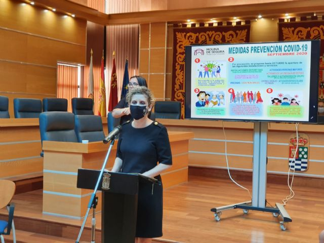 El Comité Técnico-Científico de Seguimiento del COVID-19 en Molina de Segura aprueba nuevas medidas - 5, Foto 5