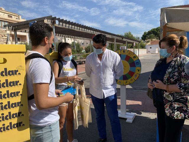 El alcalde José Miguel Luengo anima a seguir incrementando los niveles de reciclaje en el municipio - 3, Foto 3