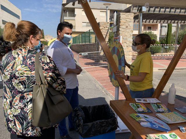 El alcalde José Miguel Luengo anima a seguir incrementando los niveles de reciclaje en el municipio - 4, Foto 4