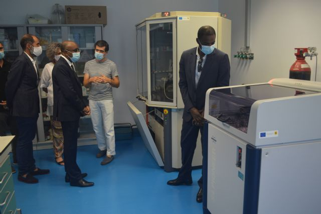 La UPCT plantea un acuerdo de colaboración con Mauritania para atraer a estudiantes del país africano - 3, Foto 3