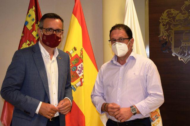 Gaspar Miras y Diego Conesa coinciden en la necesidad de reforzar la atención primaria y contratar más docentes para hacer frente a la Covid-19 - 2, Foto 2