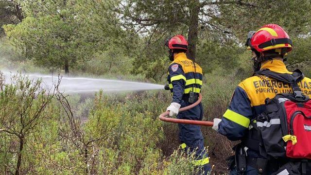Ayuntamiento de Puerto Lumbreras y Gobierno regional previenen incendios en el término municipal gracias a la coordinación a través del Plan INFOMUR - 2, Foto 2