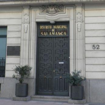 Grupo Control prestará servicios de vigilancia y seguridad en el edificio Sede de la Junta Municipal del Distrito de Salamanca.
