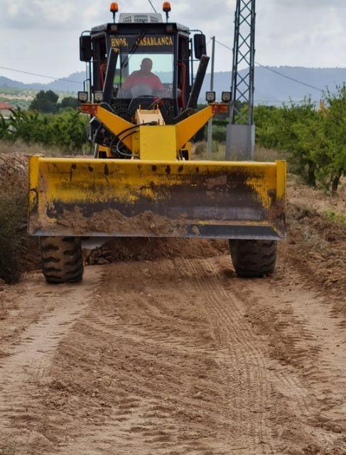Plan de Reparación, Mantenimiento y Conservación de caminos rurales vecinales - 1, Foto 1