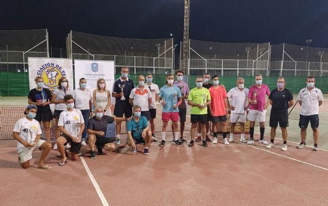 Éxito de participación en la primera edición de las 6 Horas de Tenis de Las Torres de Cotillas - 2, Foto 2