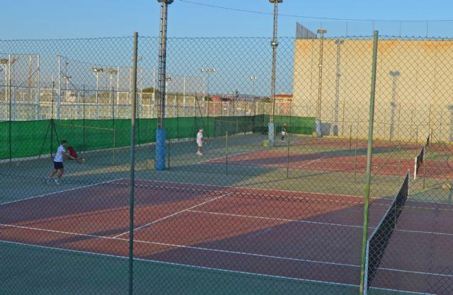 Éxito de participación en la primera edición de las 6 Horas de Tenis de Las Torres de Cotillas - 3, Foto 3