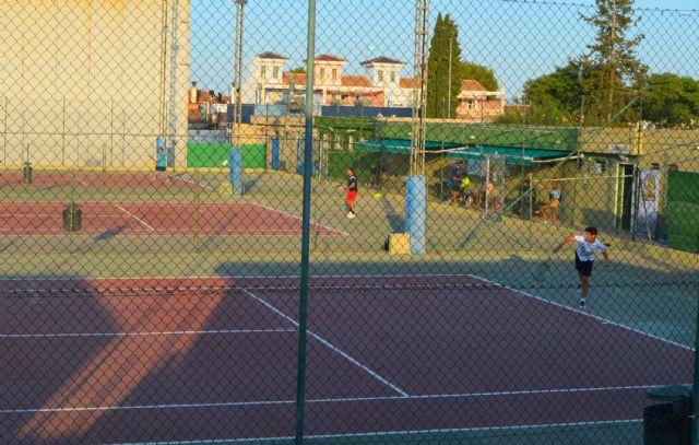 Éxito de participación en la primera edición de las 6 Horas de Tenis de Las Torres de Cotillas - 4, Foto 4