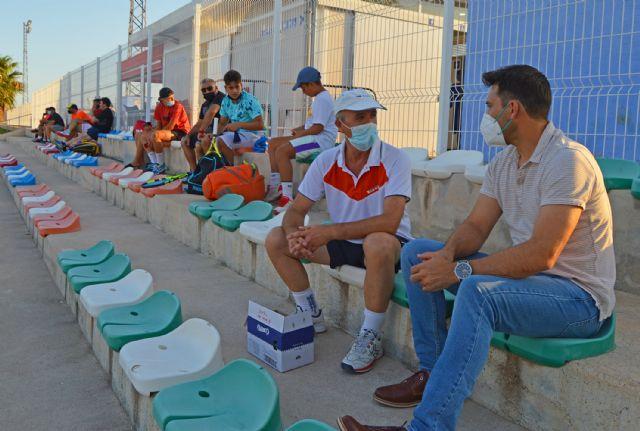 Éxito de participación en la primera edición de las 6 Horas de Tenis de Las Torres de Cotillas - 5, Foto 5