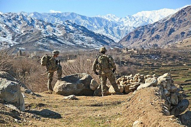 Figuras y figurones. Afganistán, EEUU y Sánchez - 1, Foto 1