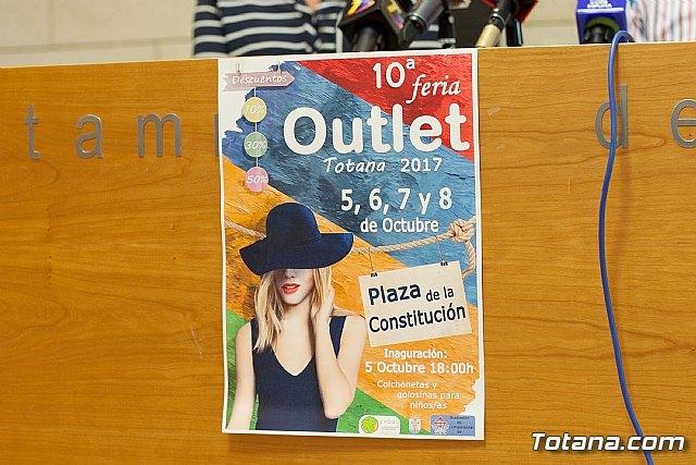 La X Feria Outlet de Totana se celebrará en la plaza de la Constitución del 5 al 8 de octubre - 3, Foto 3