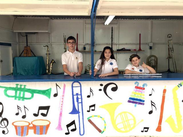 La Asociación Musical de Mazarrón celebra se segunda Feria Musical - 2, Foto 2