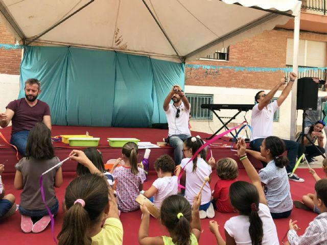 La Asociación Musical de Mazarrón celebra se segunda Feria Musical - 3, Foto 3
