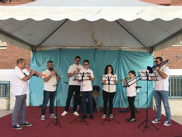 La Asociación Musical de Mazarrón celebra se segunda Feria Musical - 5, Foto 5