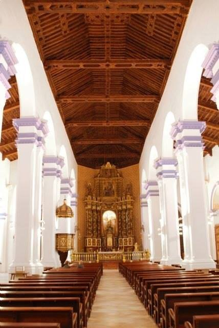 The Popular Municipal Group proposes that the Ministry of Culture study whether the Mudejar coffering of the Church of Santiago is the longest in the said art in Spain