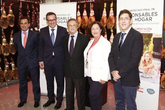 ELPOZO ALIMENTACIÓN reúne por primera vez a hombres y mujeres de toda España en el I Congreso Nacional de Responsables del Hogar, Foto 2