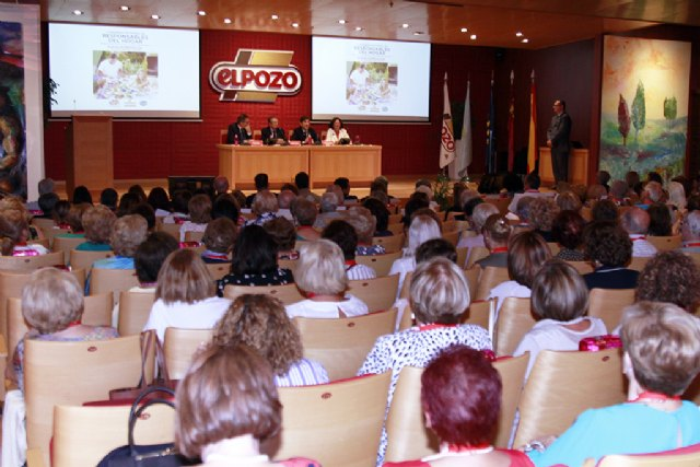 ELPOZO ALIMENTACIÓN reúne por primera vez a hombres y mujeres de toda España en el I Congreso Nacional de Responsables del Hogar, Foto 4
