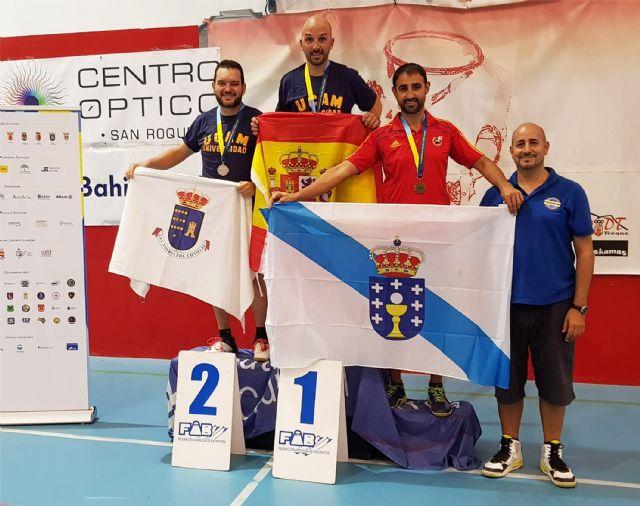 El club 'Bádminton Las Torres' se cuelga cinco medallas en los Juegos EuropeosdePolicías y Bomberos - 1, Foto 1