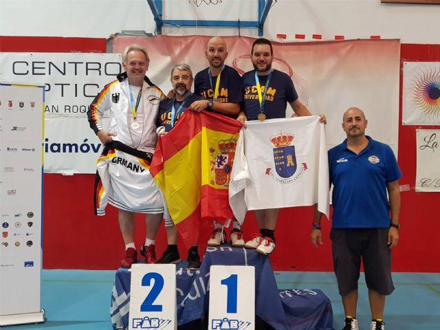 El club 'Bádminton Las Torres' se cuelga cinco medallas en los Juegos EuropeosdePolicías y Bomberos - 2, Foto 2