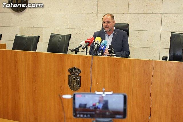"The mayor denounces a ""strangulation strategy"" to the municipal government, Foto 1"