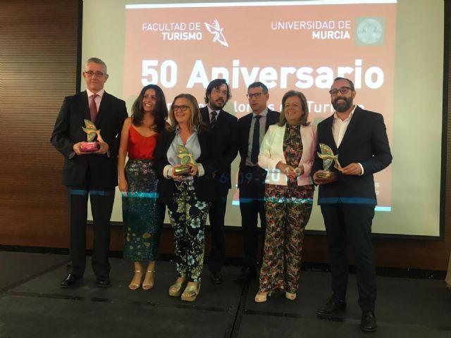 """El 50 Festival Internacional de Teatro, Música y Danza de San Javier recibe el premio """"Palomas del Turismo 2019"""" - 1, Foto 1"""