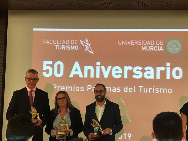 """El 50 Festival Internacional de Teatro, Música y Danza de San Javier recibe el premio """"Palomas del Turismo 2019"""" - 2, Foto 2"""