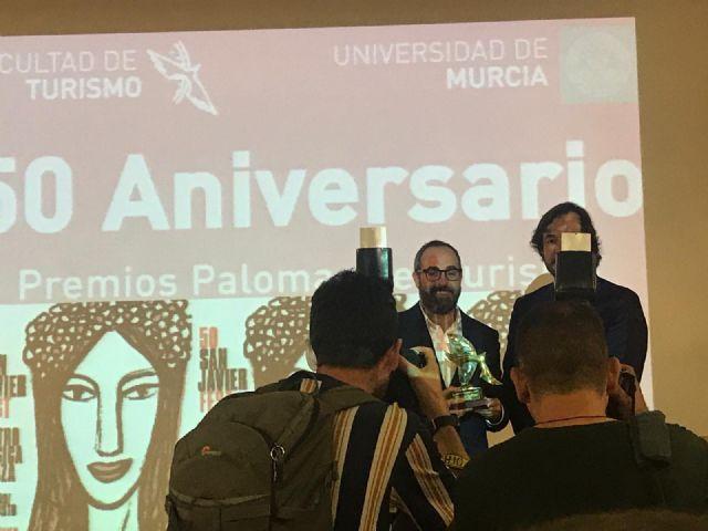 """El 50 Festival Internacional de Teatro, Música y Danza de San Javier recibe el premio """"Palomas del Turismo 2019"""" - 3, Foto 3"""