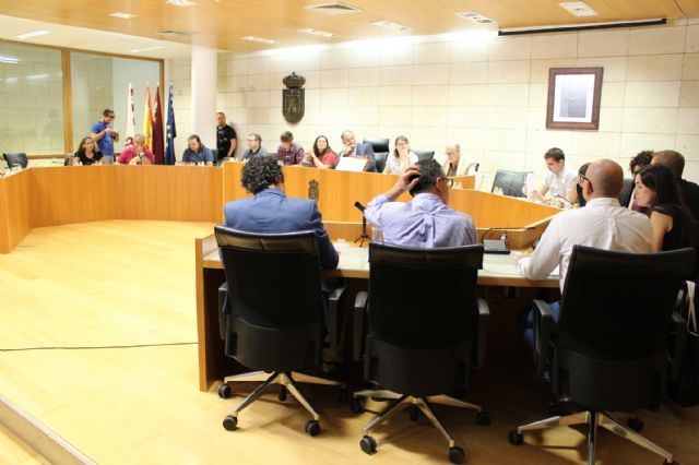 The Plenary approves initially the general budget of the City Council and municipal societies for the year 2019 amounting to 32.2 million euros, Foto 3