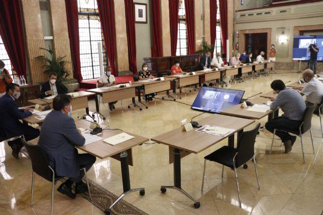 Un comité de expertos multidisciplinar ya trabaja en el proyecto de musealización del yacimiento de San Esteban - 1, Foto 1