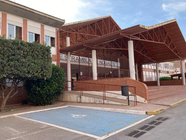 El Partido Socialista lleva a Pleno una moción para que se construya un segundo instituto en Puerto Lumbreras - 1, Foto 1