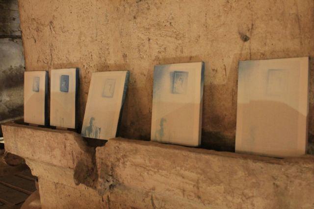 El Museo del Vino acoge la exposición de María Gea 'Poéticas del duelo' - 1, Foto 1